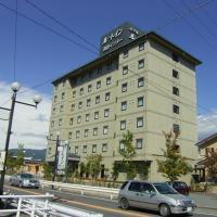 Hotel Route-Inn Suwa Inter, hotel in Suwa