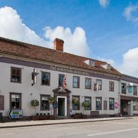 The Saracens Head Hotel, hotel in Great Dunmow