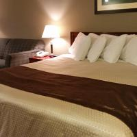 Broadway Lodge Hotel, hotel em Yorkton