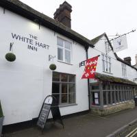 The White Hart Inn, hotel in Winchcombe