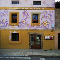 Apartamentos San Francisco 58, hotel in Santo Domingo de la Calzada