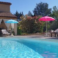 Villa Mylena, hotel in Jouques