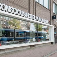 Conscious Hotel Vondelpark, hotel in Oud West, Amsterdam