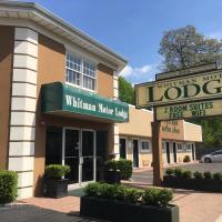 Whitman Motor Lodge, hotel in Huntington