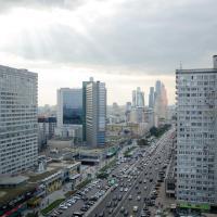 Apartment on Novyy Arbat 16