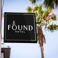 Found Hotel San Diego, hotel in Little Italy, San Diego