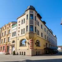 Hotel Bartis, отель в Бартошице