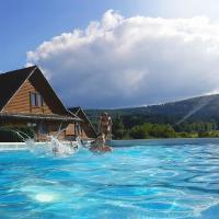 Bieszczadzki Ośrodek Wypoczynkowo Konferencyjny DANFARM – hotel w mieście Ustrzyki Dolne