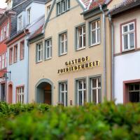 Gasthof Zufriedenheit, Hotel in Naumburg (Saale)