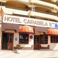 Hotel Carabela 2, hotel in Cullera