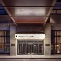 Embassy Suites By Hilton Minneapolis Downtown Hotel, отель в Миннеаполисе