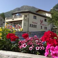 Hotel-Restaurant Grina, hotel in Simplon Dorf