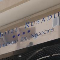 Hotel Rusadir, отель в городе Мелилья