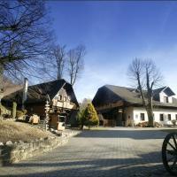 Valašský Šenk, hotel v destinaci Vizovice