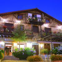 Hostal San Blas, hotel en La Alberca