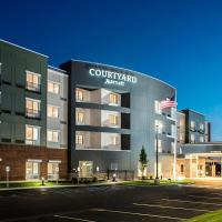 Courtyard by Marriott Albany Clifton Park, hotel in Clifton Park