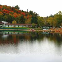 Algonquin Lakeside Inn, hotel em Dwight