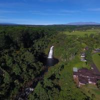 The Inn at Kulaniapia Falls, hotel in Hilo