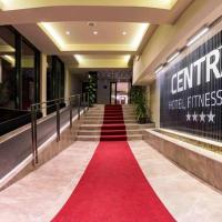 Central Hotel, Fitness and Spa, hotel em Vinica