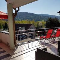 Hawana Pensjonat & SPA – hotel w Brennie