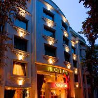 Capitol Hotel, отель в Варне