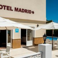 Hotel Madrid, hotel en Ciutadella