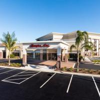 Hampton Inn Daytona Speedway-Airport, hotel near Daytona Beach International Airport - DAB, Daytona Beach