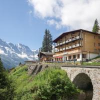 Hotel Alpenblick Mürren, hotel in Mürren