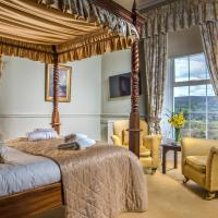 The Manor Hotel, hotel in Crickhowell