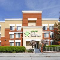 Extended Stay America - San Jose - Downtown, hotel near Mineta San Jose International Airport - SJC, San Jose