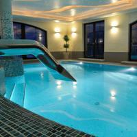 Hotel Elbrus Spa & Wellness – hotel w Szczyrku