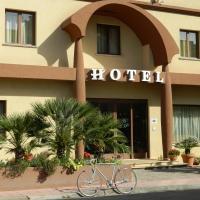 Hotel Le Palme, отель в городе Джоя-Тауро