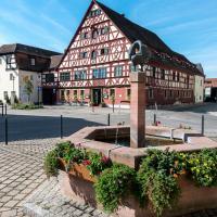 Hotel u. Restaurant der Schwan, hotel in Schwanstetten
