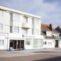 Sandy Lodge Hotel, hotel in Newquay