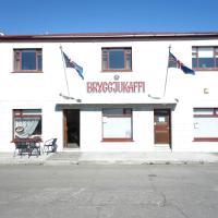 Bryggjukaffi Hostel, hotel in Flateyri