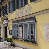 Posthotel Arnold, hotel in Gunzenhausen