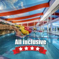 Aquapark Health Resort & Medical SPA Panorama Morska All Inclusive – hotel w mieście Jarosławiec