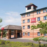 ibis Preston North, hotel in Preston