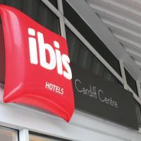 ibis Cardiff Centre, hôtel à Cardiff
