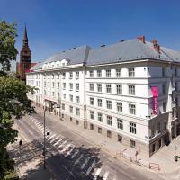 Mercure Ostrava Center, hotelli Ostravassa