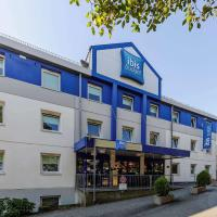Ibis Budget Wuppertal Oberbarmen, hotel in Wuppertal