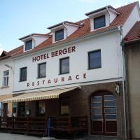 Hotel Berger, hotel v destinaci Kamenice nad Lipou