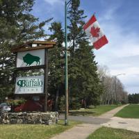 Big Buffalo Resort, hotel em Falcon Lake