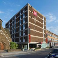 ibis Mons Centre Gare, hotel in Mons