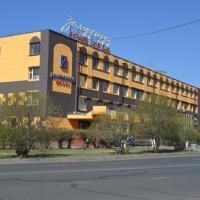 Zaluuchuud Hotel Ulaanbaatar, hotel en Ulán Bator