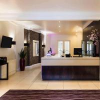 Mercure Aberdeen Caledonian Hotel, hotel in Aberdeen