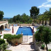 Villa Senomar, hotel en Benissa
