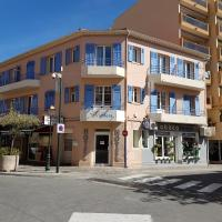Villa TerraMera Hôtel, hôtel au Lavandou