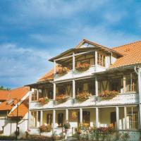 Hotel Pension Am Kurzentrum, hotel in Bad Suderode