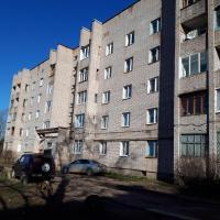 Apartment on Novgorodskoy 8, отель в Боровичах